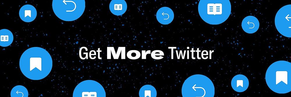 Twitter Blue Promo