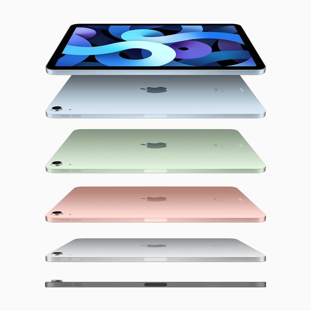 Apple iPad Air 2020 Design