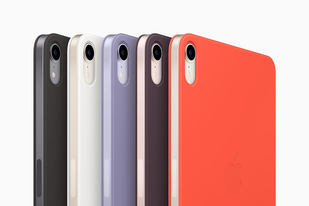iPad mini 2021 colors