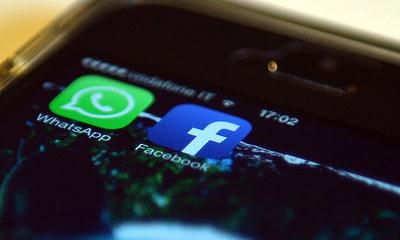 Facebook & WhatsApp