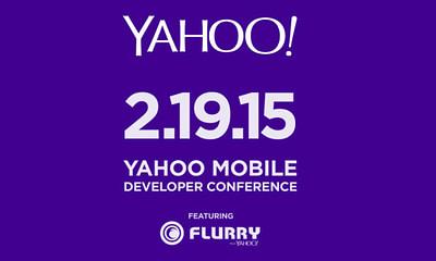 Yahoo Mobile Developer Conference