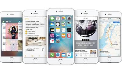 iPhone iOS 9