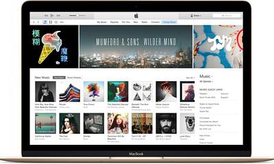 iTunes Mac