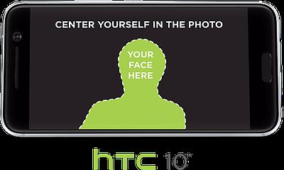 HTC 10 Selfie