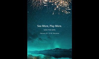 LG G6 Event Teaser