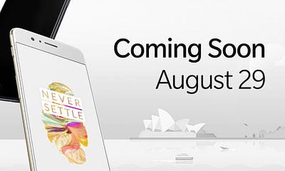 OnePlus 5 in Australia