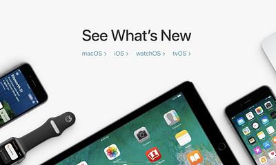 iOS 11, watchOS 4 and macOS Beta