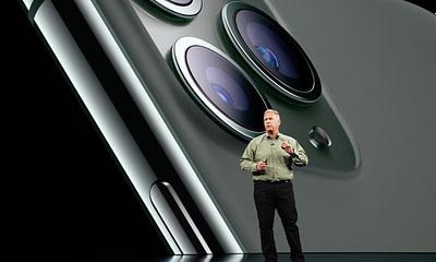 Phil Schiller iPhone 11 Pro