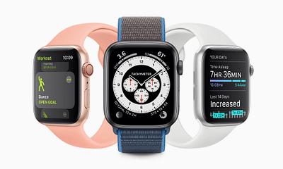 Apple watchOS 7 Features