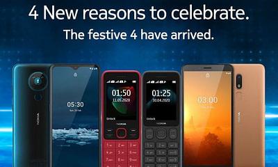 Nokia Mobile India New Phones