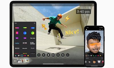 Apple Clips iPhone 12 and iPad Update