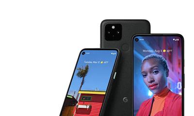 Google Pixel 4a 5G and Pixel 5