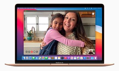 Apple MacBook Air M1 FaceTime