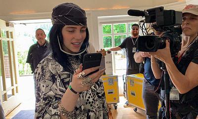 Billie Eilish Documentary Live Premiere