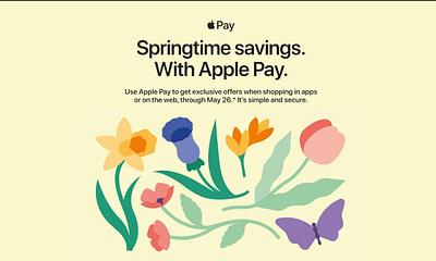 Apple Pay Promo