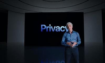 Craig Federighi talks Privacy at WWDC 2021