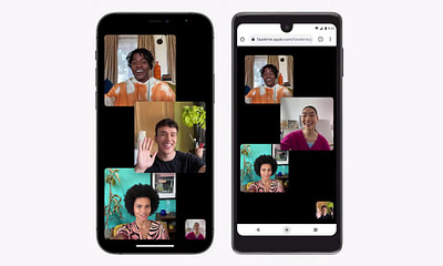 FaceTime on iPhone and Android