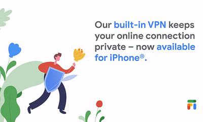 Google Fi VPN for iPhone