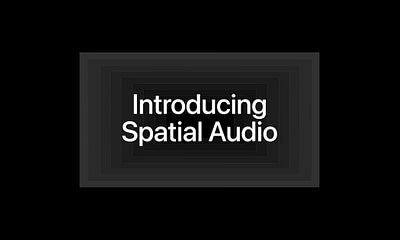 Introducing Spatial Audio