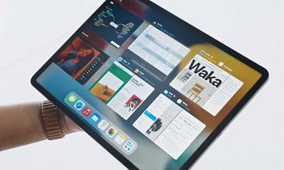 Multitasking on iPadOS 15