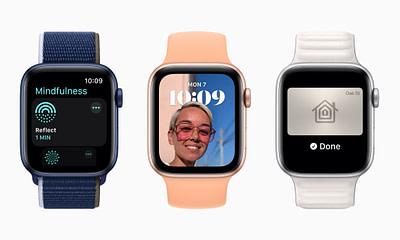 watchOS 8 on Apple Watch