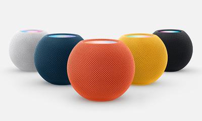 Apple HomePod mini colors