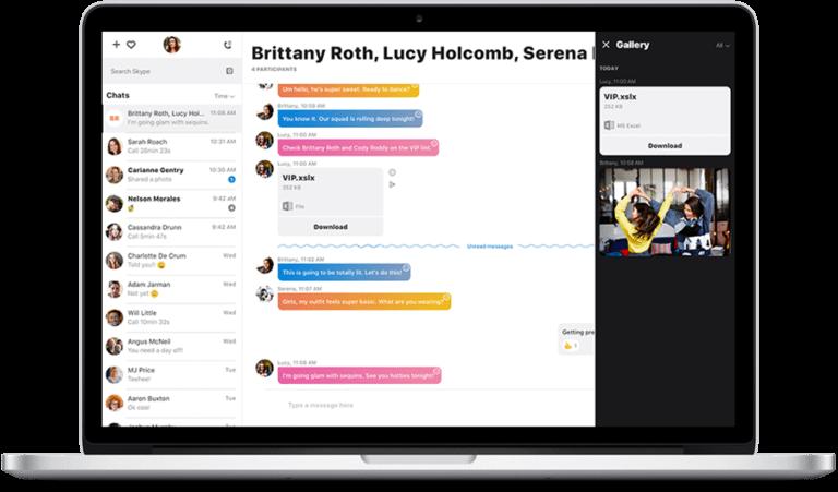 Skype Preview Mac