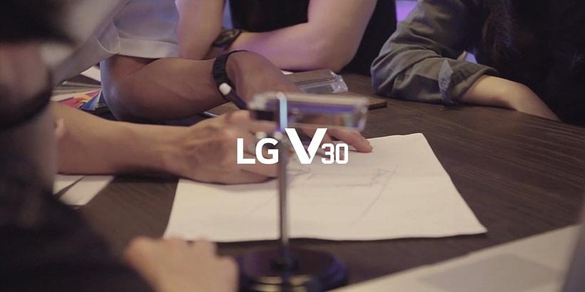 LG V30 Wallpaper