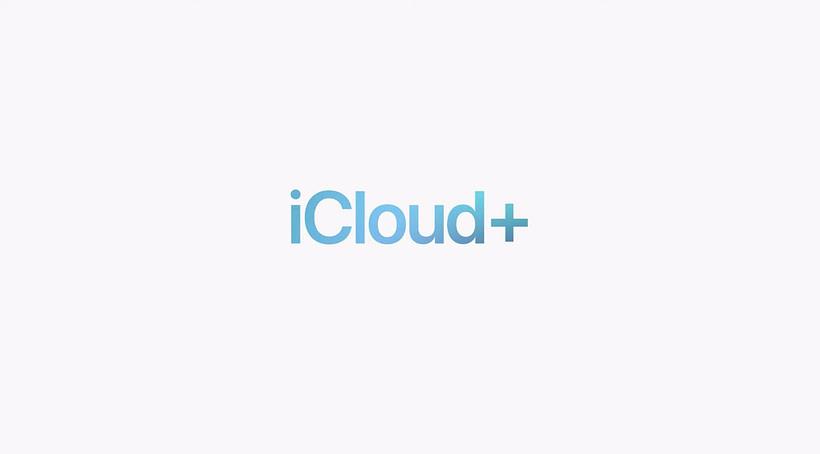 Apple iCloud Plus logo