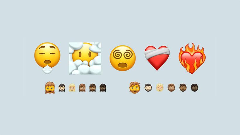 217 New Emojis Update