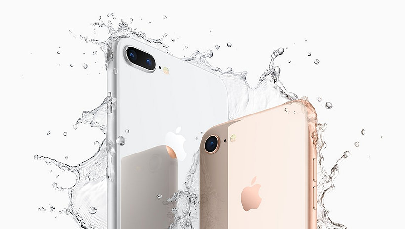 iPhone 8 Plus and iPhone 8