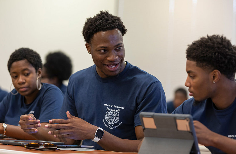 Apple partners with HBCUs