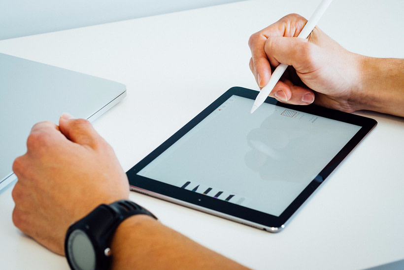 Adobe Illustrator Draw on iPad